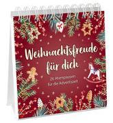 Cover-Bild zu Weihnachtsfreude für dich - Aufstellbuch