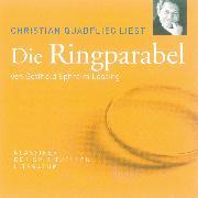 Cover-Bild zu Die Ringparabel (Audio Download) von Lessing, Gotthold Ephraim