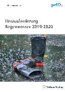Cover-Bild zu Herausforderung Regenwasser (eBook) von Runge, Hella (Hrsg.)