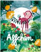 Cover-Bild zu Äffchen von Altés, Marta