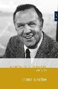 Cover-Bild zu Komponisten in Bayern, Band 64: Franz Grothe (eBook) von Henkel, Theresa (Hrsg.)