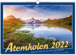 Cover-Bild zu Atemholen 2022