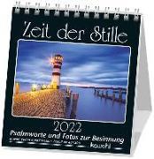 Cover-Bild zu Zeit der Stille 2022