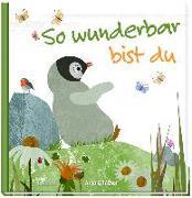 Cover-Bild zu So wunderbar bist du von Günther, Anja