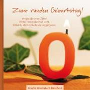 Cover-Bild zu Zum runden Geburtstag!