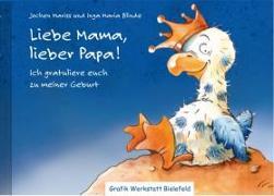 Cover-Bild zu Liebe Mama, lieber Papa! von Mariss, Jochen