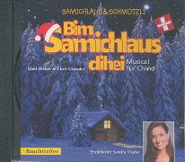 Cover-Bild zu Bim Samichlaus dihei von Weber, Sämi