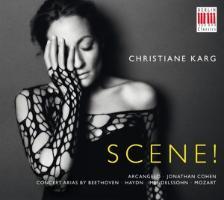 Cover-Bild zu Scene! von Karg, Christiane (Solist)