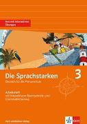 Cover-Bild zu Die Sprachstarken 3. Schuljahr. Arbeitsheft