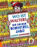 Cover-Bild zu Wo ist Walter? Die große Schnitzeljagd von Handford, Martin