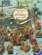 Cover-Bild zu Das große Piraten-Wimmelbuch von Mitgutsch, Ali