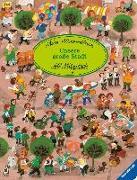 Cover-Bild zu Mein Wimmelbuch: Unsere große Stadt von Mitgutsch, Ali (Illustr.)