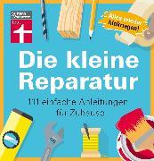 Cover-Bild zu Heß, Thomas: Die kleine Reparatur (eBook)