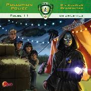 Cover-Bild zu Topf, Markus: Pollution Police, Folge 11: Die Zirkus-Falle (Audio Download)