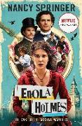 Cover-Bild zu Enola Holmes: The Case of the Missing Marquess - As seen on Netflix, starring Millie Bobby Brown von Springer, Nancy