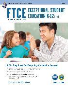 Cover-Bild zu FTCE Exceptional Student Education K-12 (061) Book + Online 2e (eBook) von Springer, Ken