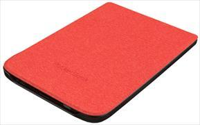 Cover-Bild zu Cover Pocketbook Touch Lux 4+5/Touch HD 3+Colour Shell rot