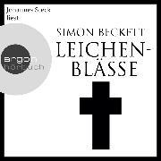 Cover-Bild zu Leichenblässe (Ungekürzte Lesung) (Audio Download) von Beckett, Simon