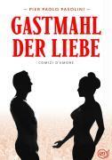 Cover-Bild zu Pier Paolo Pasolini (Schausp.): Gastmahl der Liebe