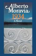 Cover-Bild zu Moravia, Alberto: 1934
