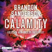 Cover-Bild zu Calamity (Audio Download) von Sanderson, Brandon