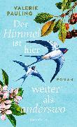 Cover-Bild zu Der Himmel ist hier weiter als anderswo (eBook) von Pauling, Valerie