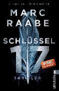 Cover-Bild zu Schlüssel 17 (eBook) von Raabe, Marc