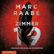Cover-Bild zu Zimmer 19 (Tom Babylon-Serie 2) von Raabe, Marc