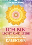Cover-Bild zu ICH BIN Licht und Liebe - Kalender (Wandkalender 2021 DIN A3 hoch) von Shayana Hoffmann, Gaby