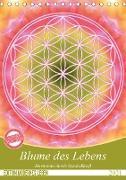 Cover-Bild zu Blume des Lebens - Harmonie durch Symbolkraft (Tischkalender 2021 DIN A5 hoch) von Shayana Hoffmann, Gaby