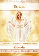 Cover-Bild zu Engel - Kalender (Wandkalender 2021 DIN A4 hoch) von Shayana Hoffmann, Gaby