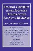 Cover-Bild zu Politics and Security in the Southern Region of the Atlantic Alliance (eBook) von Stuart, Douglas T.