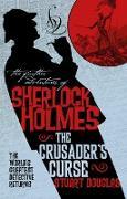 Cover-Bild zu Sherlock Holmes and the Crusader's Curse (eBook) von Douglas, Stuart