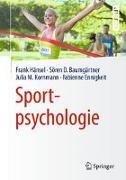 Cover-Bild zu Sportpsychologie von Hänsel, Frank