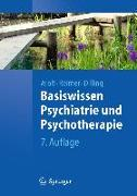 Cover-Bild zu Basiswissen Psychiatrie und Psychotherapie von Arolt, Volker