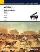 Cover-Bild zu Albéniz, Isaac (Komponist): Suite espagnole