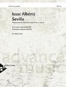 Cover-Bild zu Albéniz, Isaac (Komponist): Sevilla