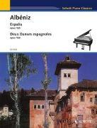 Cover-Bild zu Albéniz, Isaac (Komponist): España / Deux Danses espagnoles