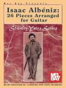 Cover-Bild zu Albeniz, Isaac (Komponist): Isaac Albeniz: 26 Pieces Arranged for Guitar