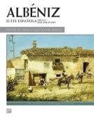 Cover-Bild zu Albéniz, Isaac (Komponist): Suite Española, Op. 47