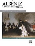 Cover-Bild zu Albéniz, Isaac (Komponist): Cantos de España, Op. 232
