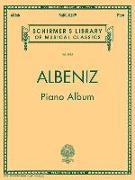 Cover-Bild zu Albeniz, Isaac (Komponist): Piano Album: Schirmer Library of Classics Volume 1985 Piano Solo