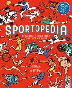 Cover-Bild zu Sportopedia: Explore More Than 50 Sports from Around the World von Skinner, Adam