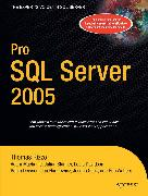 Cover-Bild zu Pro SQL Server 2005 (eBook) von Rizzo, Thomas