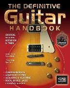 Cover-Bild zu The Definitive Guitar Handbook (2017 Updated) von Douse, Cliff
