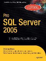 Cover-Bild zu Pro SQL Server 2005 von Dewson, Robin