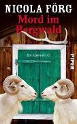 Cover-Bild zu Mord im Bergwald von Förg, Nicola