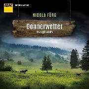 Cover-Bild zu Donnerwetter - Ein Allgäu-Krimi (Audio Download) von Förg, Nicola