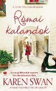 Cover-Bild zu Római kalandok (eBook) von Swan, Karen