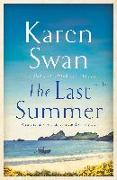Cover-Bild zu The Last Summer von Swan, Karen